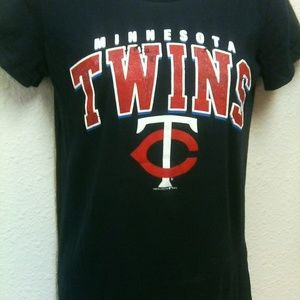 Genuine Merchandise Tops - MLB Minnesota Twins Women's size Small